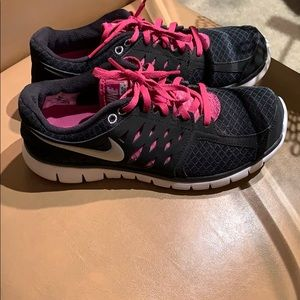 Nike Flex Running Shoes!